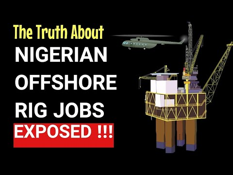 Nigerian Offshore Rig Workers: The Untold Story || This Video Will Shock you 😳😳