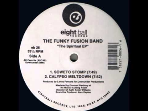 The Funky Fusion Band - Soweto Stomp