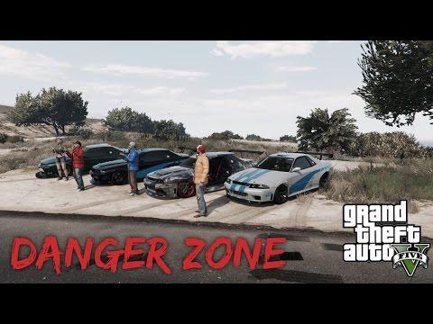 DANGER ZONE - GTA 5 Online (Bahasa Malaysia)
