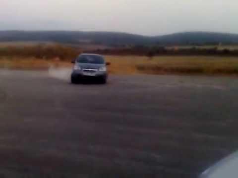 Test Chevrolet Aveo In Algria Youtube