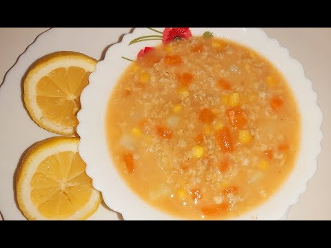supe de slabit cu legume)