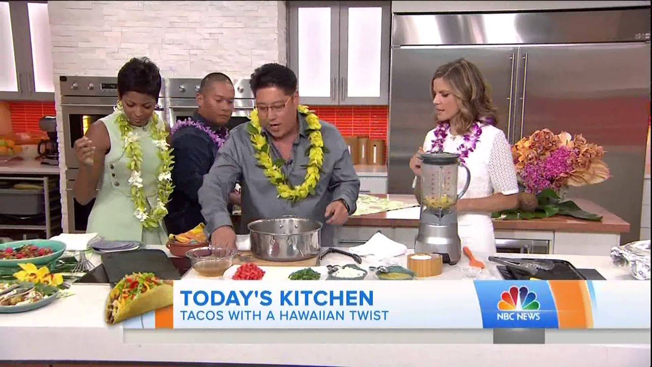 Jon Matsubara and  Isaac Bancaco appeared on the Today Show..