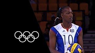 Ana Ibis Fernandez - Volleyball
