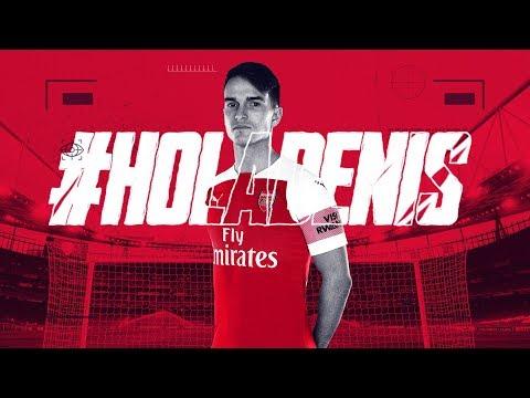 Welcome to Arsenal, Denis Suarez!! #HolaDenis