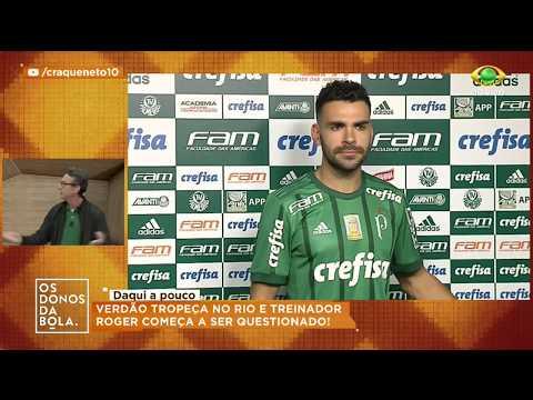 Neto Sobre Zagueiro Do Palmeiras: É Perna De Anão