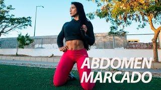 MARCA TU ABDOMEN sin gimnasio con Ana Mojica Fitness