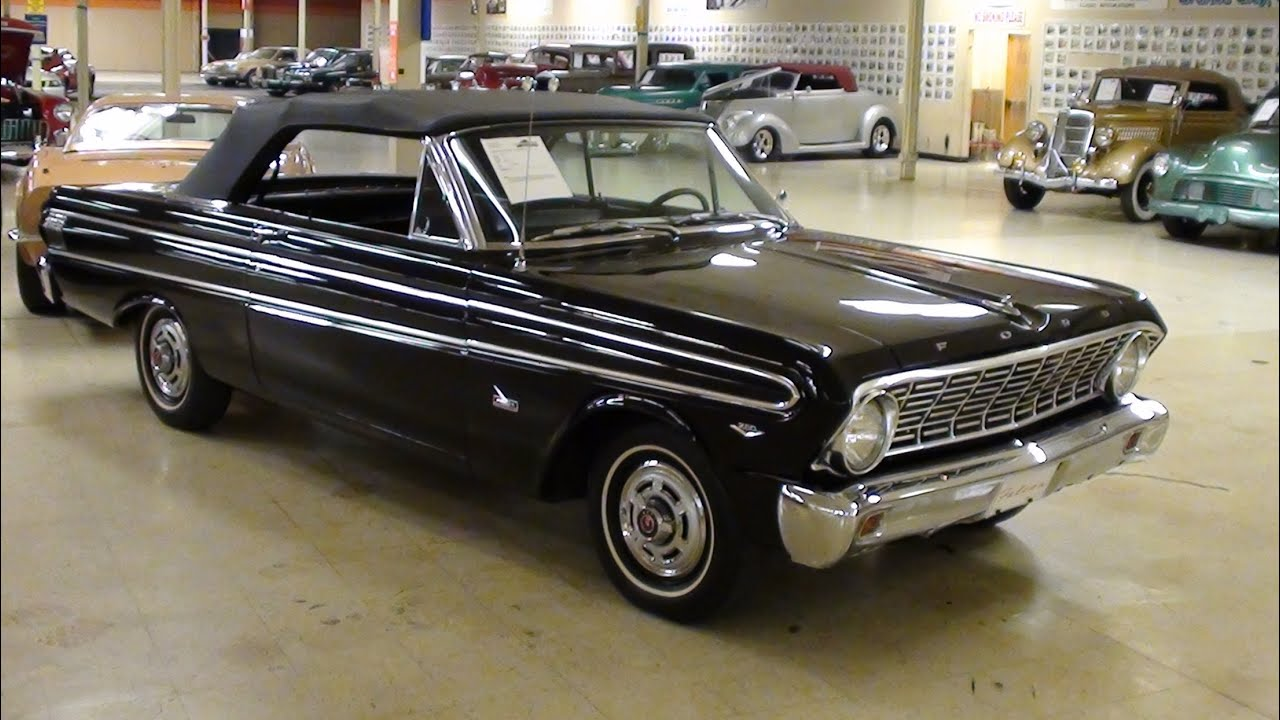 Watch on 1963 ford falcon sprint race car