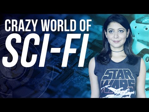 Crazy world of sci-fi (Part 1)