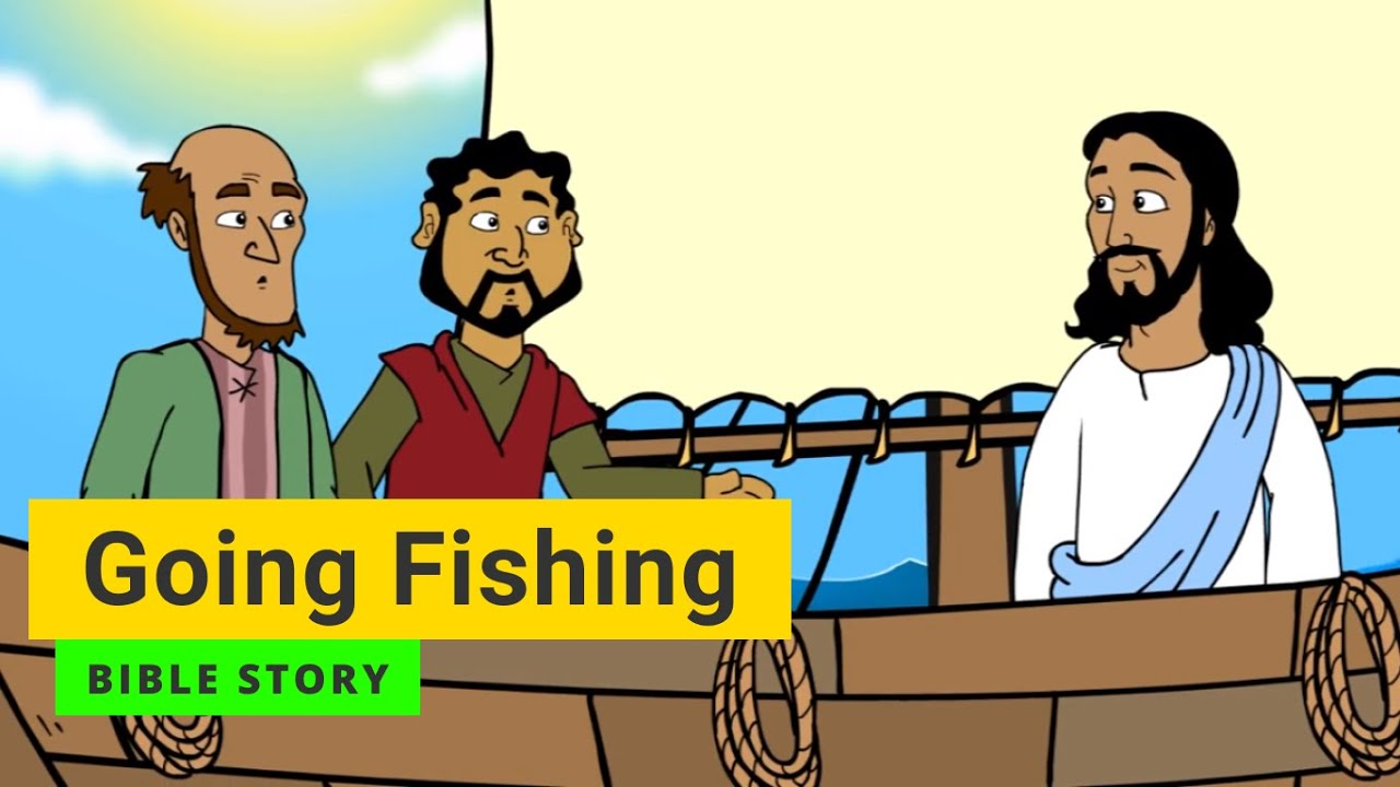 "Primary Year C Quarter 3 Episode 1 ""Going Fishing"""