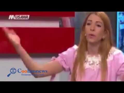 une palestinienne de Ramallah s'adresse au monde arabe !!!