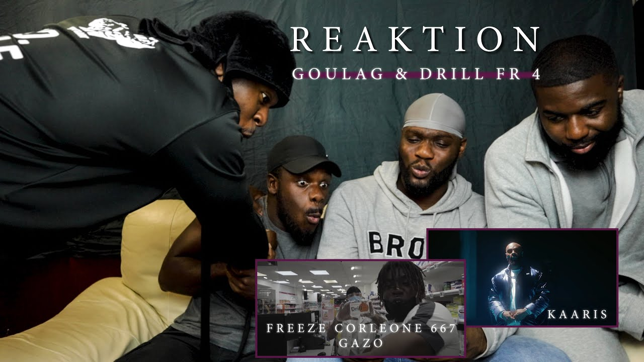 Download Kaaris - Goulag | GAZO x Freeze Corleone 667 - DRILL FR 4 🇩🇪 GERMAN REACT TO FRENCH RAP 🇫🇷 |Tommy B.