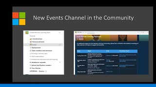 Microsoft Education - Staff Collaboration for Remote Learning