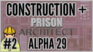 library construction prison architect alpha 29 2