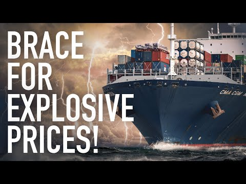 Brace For Explosive Prices & Extensive Shortages As Supply Chain Crisis Gets Much Worse