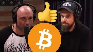 Twitter CEO Jack Dorsey Praises Cryptocurrency On Joe Rogan Podcast