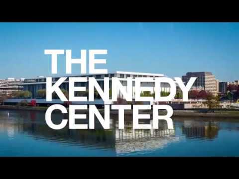 The Kennedy Center Welcomes You!