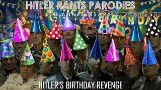 Hitler's birthday revenge