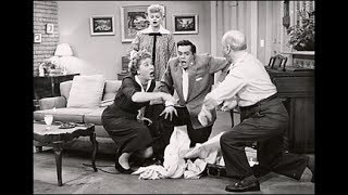 I Love Lucy - Lucy Goes Into Labor (This is it!)
