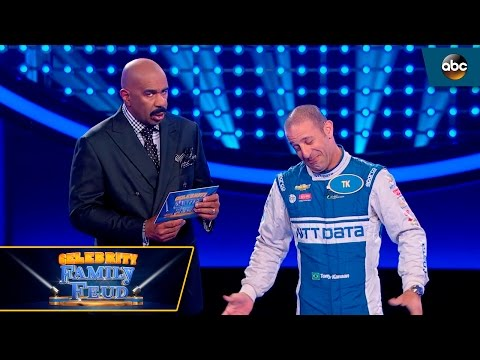IndyCar Drivers Fast Money - Celebrity Family Feud
