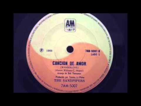 The Sandpipers  Cancion De Amor