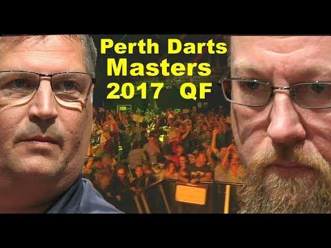 Anderson v Whitlock [QF] 2017 Perth Darts Masters
