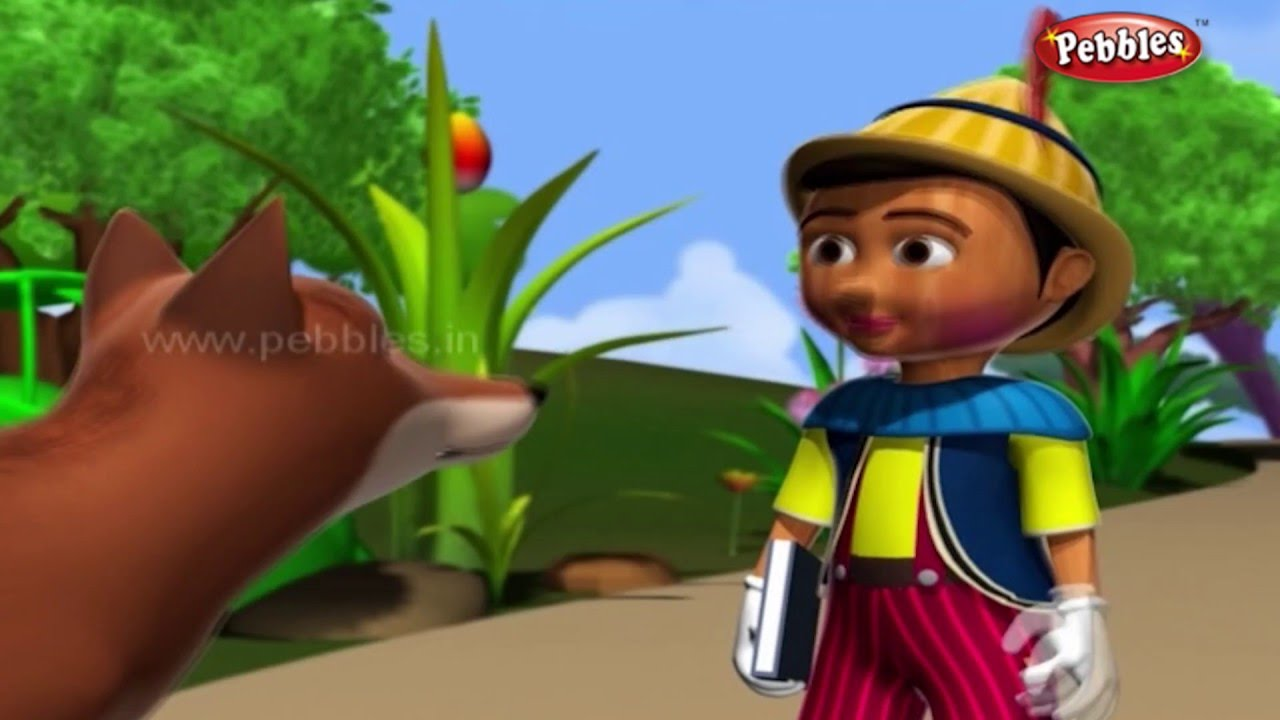 Pinocchio   3D Fairy Tales in Hindi for Kids   Pari Ki Kahaniya Hindi   3D  Fairy Stories