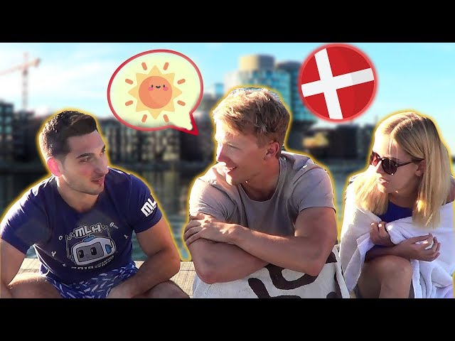 WHAT (REAL) SUMMER MEANS TO DANISH PEOPLE 🌞🍻🍷🍕