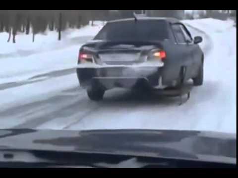 Если зимой нет колеса