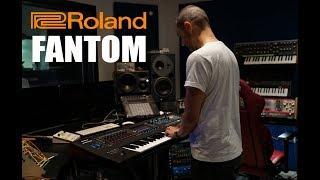 "Roland Fantom - La Prova Con Davide ""boosta"" Dileo"