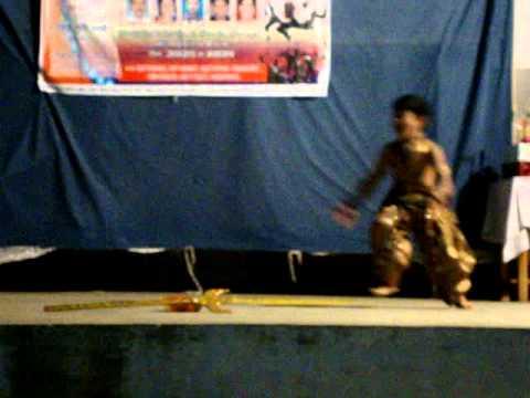 Arjun Krishnan Nair - Dance Shiv Tandav Nritya