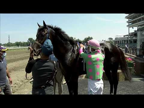 video thumbnail for MONMOUTH PARK 07-19-20 RACE 5