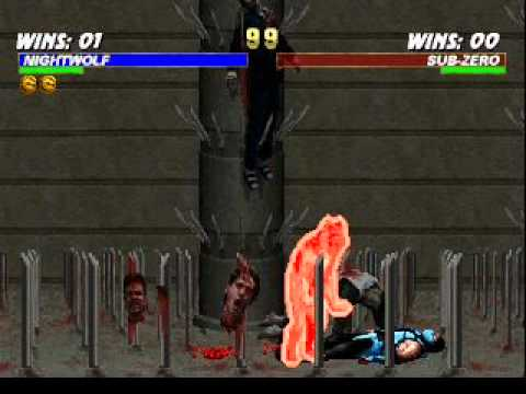Mortal Kombat Trilogy - Animality