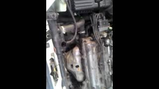 Двигатель Honda CR-V RD1 1998 г. в. B20B + АКПП М4ТА Электронная(, 2016-07-12T12:10:12.000Z)