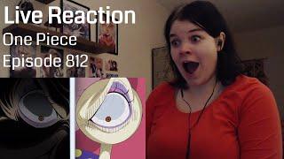 Video One Piece Episode 812 Live Reaction download MP3, 3GP, MP4, WEBM, AVI, FLV September 2018