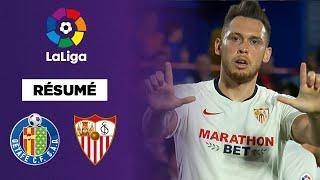 VIDEO: Liga : Séville trop fort pour Getafe