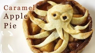 Octopus Caramel Apple Pie Recipe