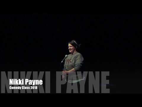 Nikki Payne comedy class 2018