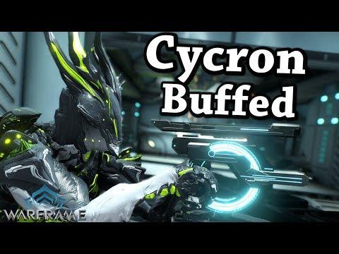 Warframe | Cycron [Buffed] (4 Forma Build)
