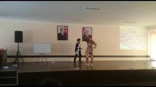 День мультикультурализма в гейчае в школе номер 3 1 часть