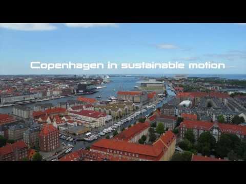 Copenhagen in Motion (Study in Denmark)