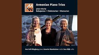 Piano Trio: III. Canzone