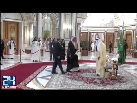 Difference between Nawaz Sharif and Gen Ayub Khan protocol in Saudi Arabia