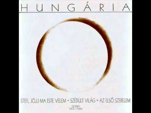 Hungaria  - Tzvesz?lyes full album 1971