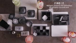 How to Make the Perfect Ice Ever | Williams Sonoma