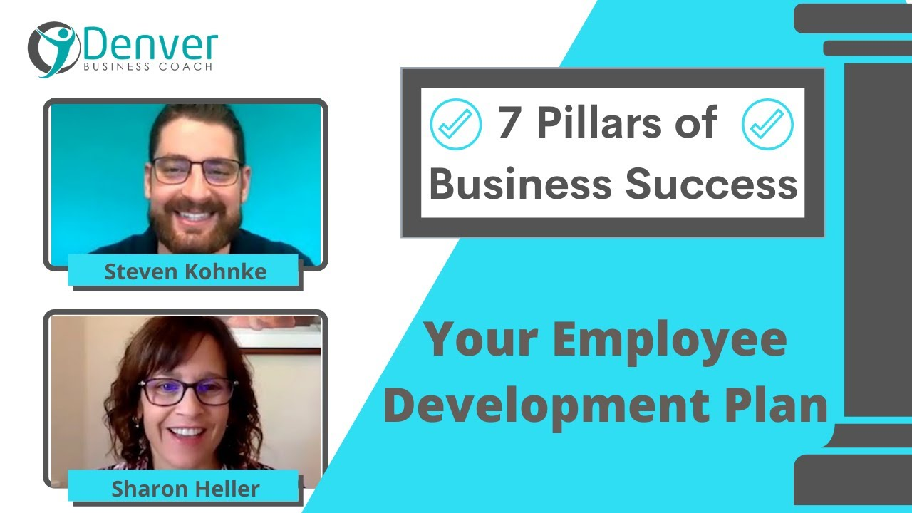 7 Pillars of Successful Businesses: Your Employee Development Plan