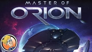 Master of Orion: The Board Game — game overview at SPIEL 2016