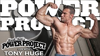 Mark Bell's Power Project EP. 177 Live - Tony Huge