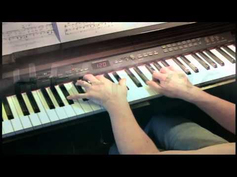 S.O.S  - ABBA - Piano