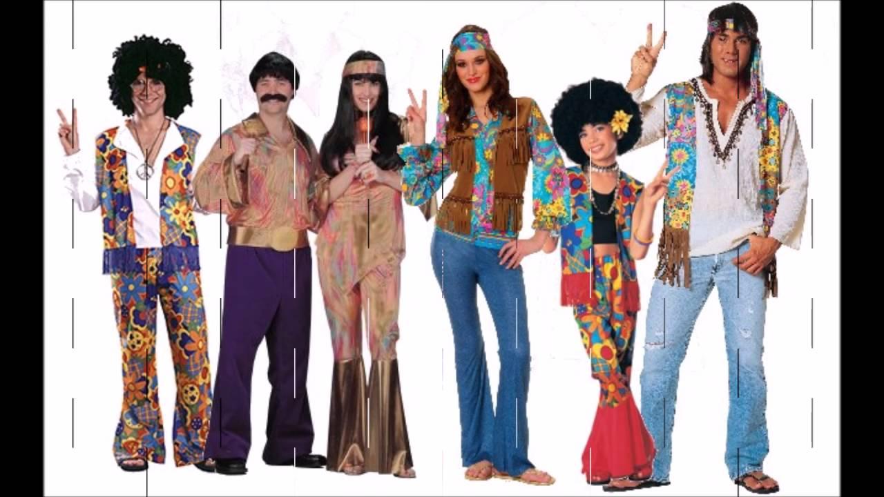 Fantasias estilo anos 70 youtube - Estilismo anos 70 ...