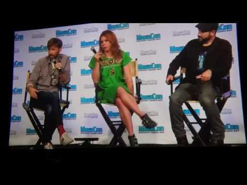 David Tennant & Billie Piper, Megacon Tampa Bay FULL PANEL
